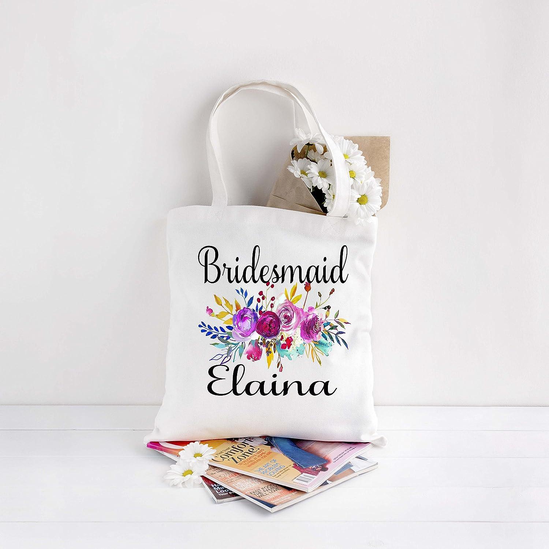 Amazon Com Bridal Party Totes Bridal Tote Tote Bags