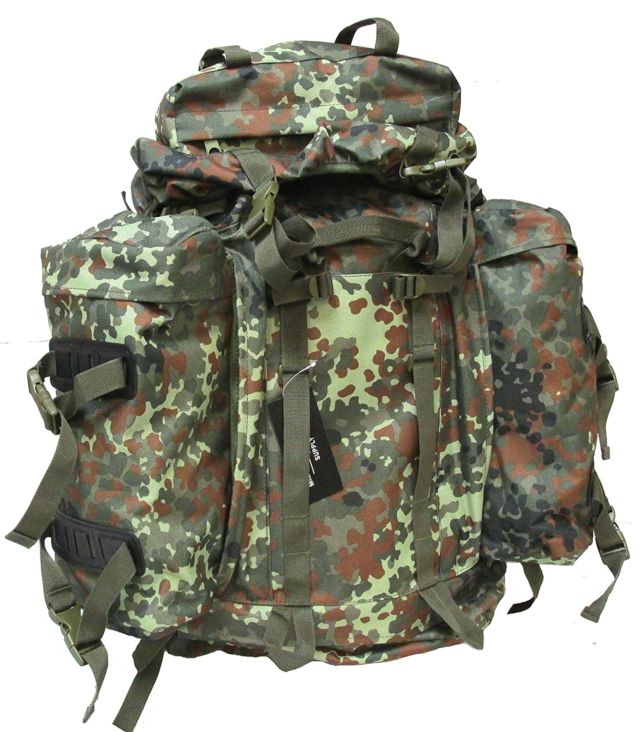 71f9f33dc22d Amazon.com : Military Uniform Supply Mountain Rucksack with ...