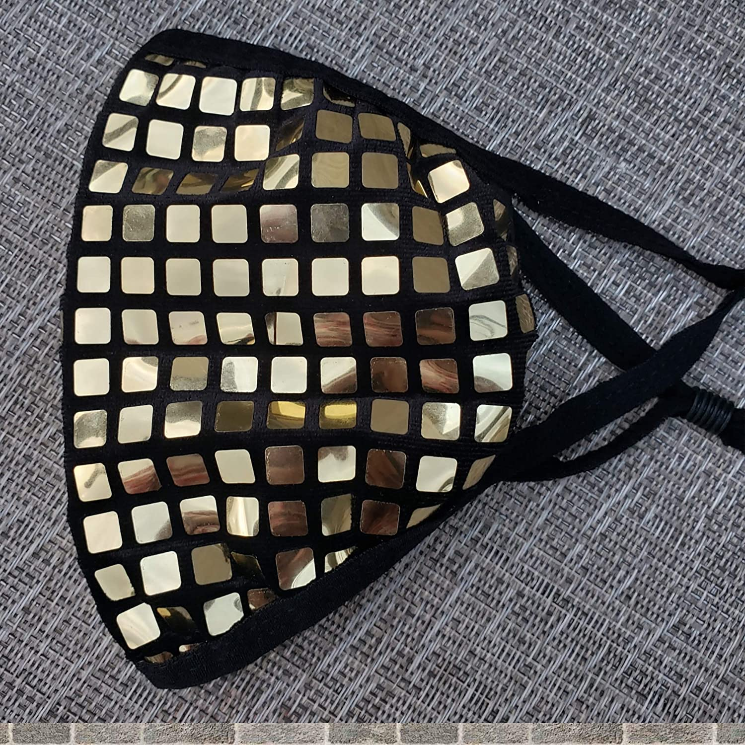 Designer Cute Face Masks for Women Girls Bling Fancy Stylish Fashion Washable Face Masks for Dust Protection Cloth Mask.