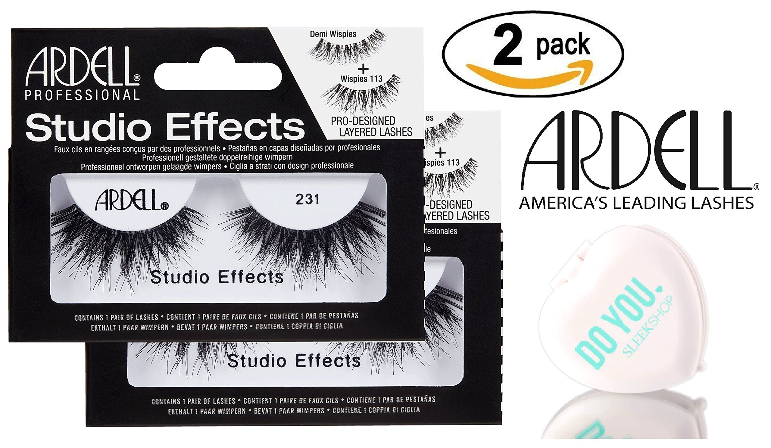 ccf338df959 Amazon.com : Ardell Professional STUDIO EFFECTS Custom Layered ...