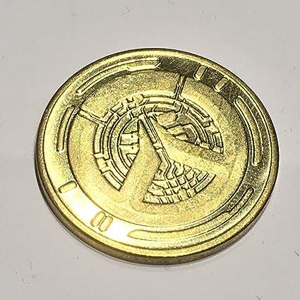 Amazon.com: BlizzCon 2016 Overwatch Moneda de oro ...