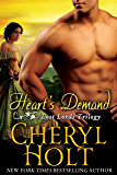Heart's Demand (Lost Lords of Radcliffe Book 3) (English Edition)