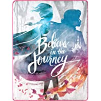 """Disney 'Colorful Journey' Oversized Silk Touch Throw Blanket, 60"""" x 80"""""""