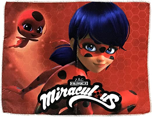 Disney Ladybug - Toalla de baño, LB17018: Amazon.es: Juguetes y juegos