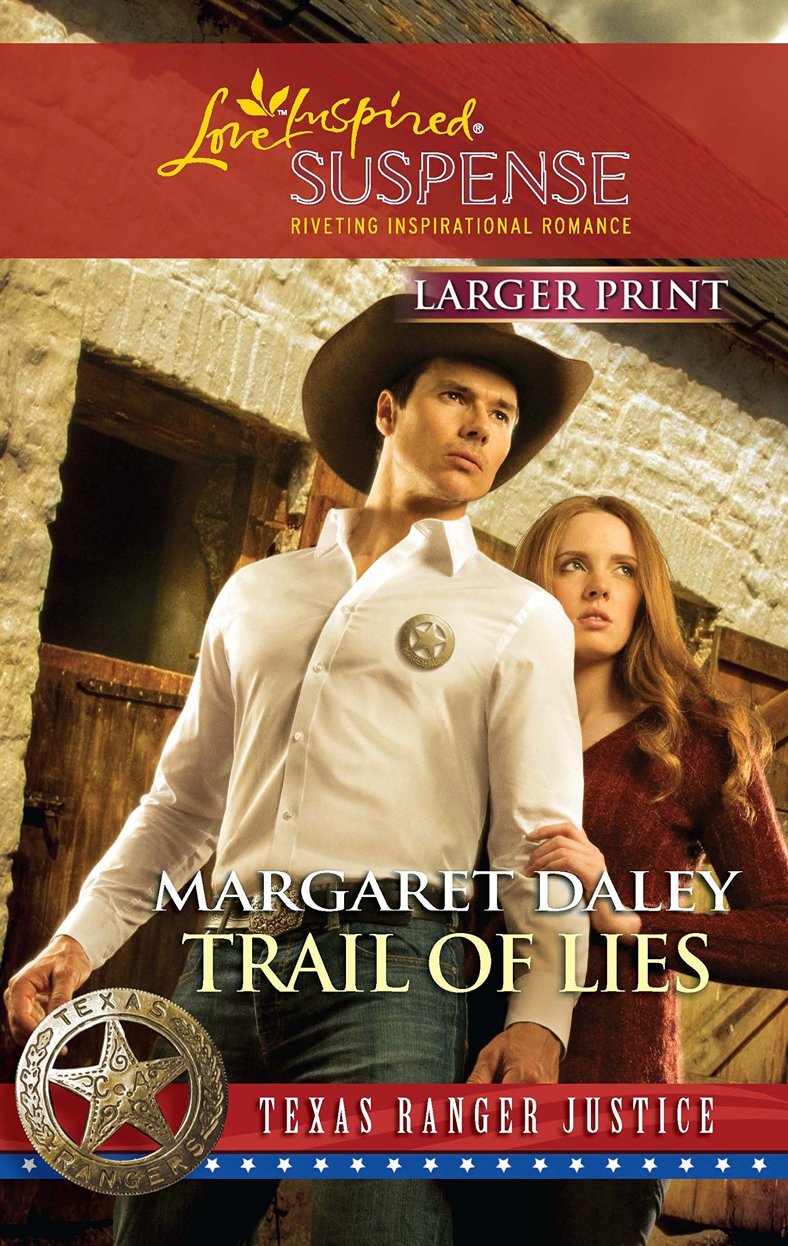Read Online Trail of Lies (Texas Ranger Justice) PDF