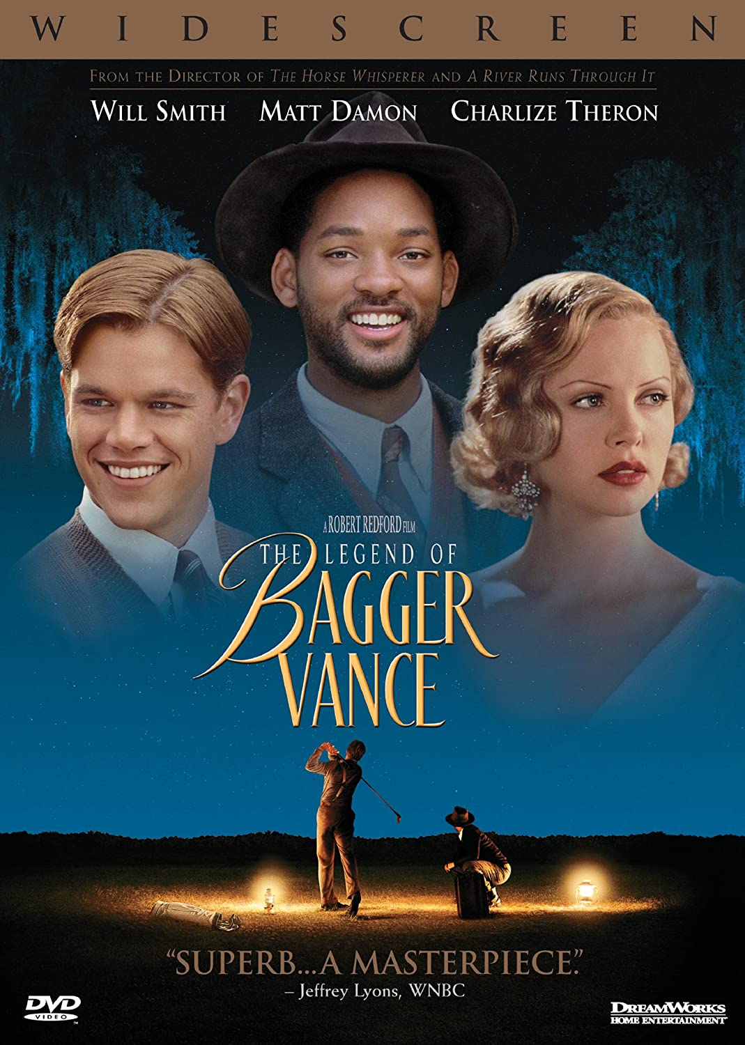 The legend of vance bagger