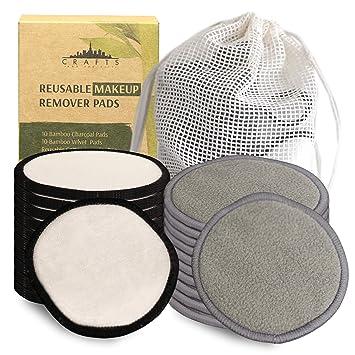 makeup rounds reusable makeup pads makeup remover pads