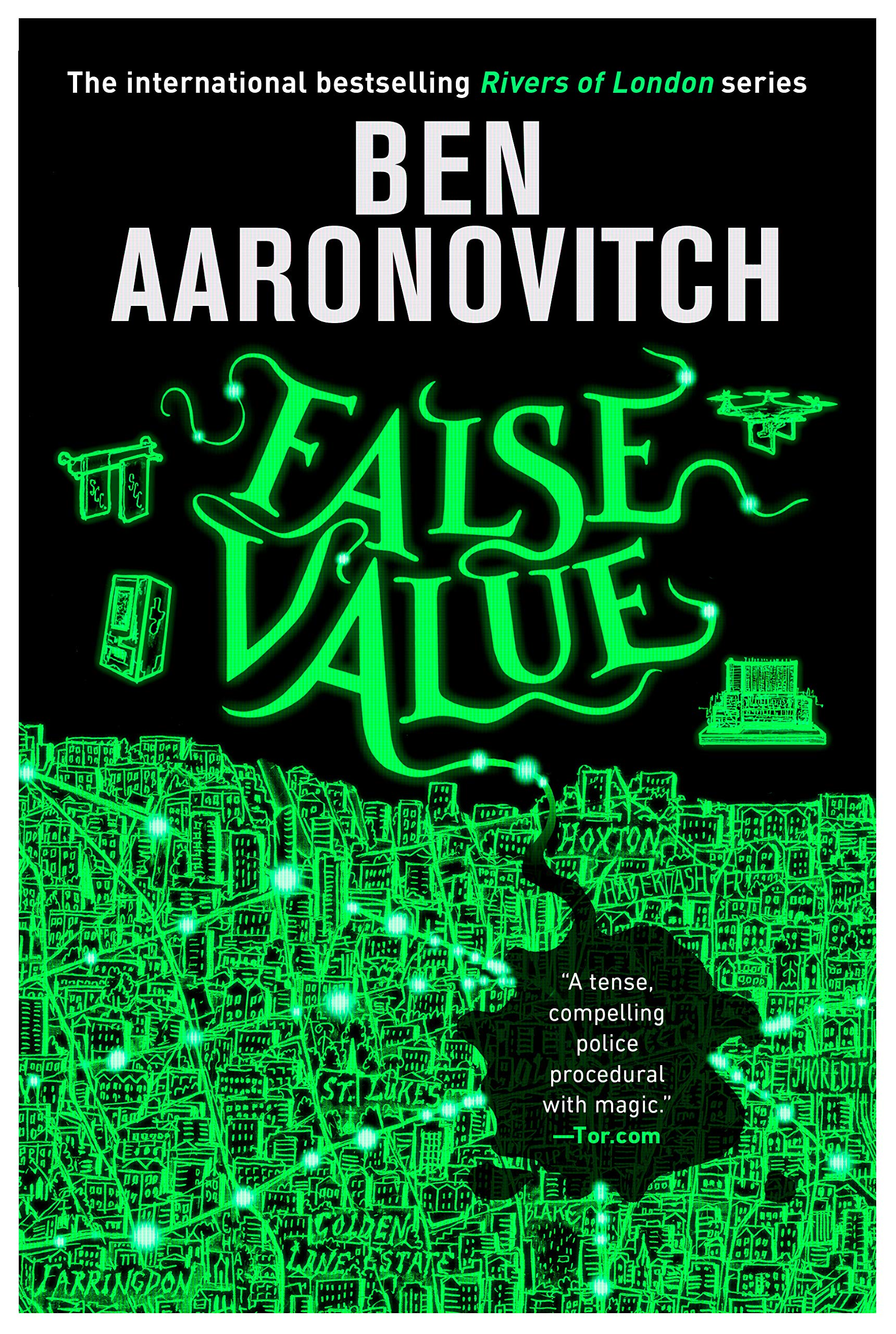 False Value (Rivers of London Band 8)