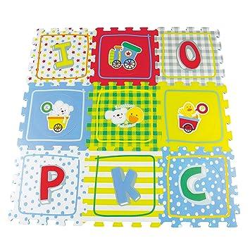 Imaginarium- Alfombra para Gimnasia de bebé, Puzzle Area Bbfitness (87177)