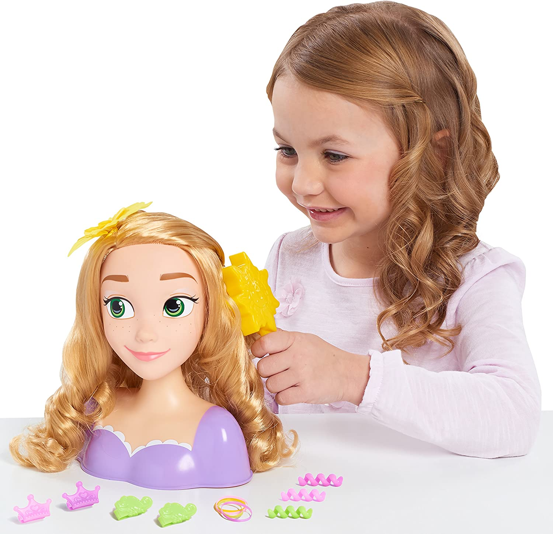 Disney/Princess T/ête /à coiffer Raiponce basique