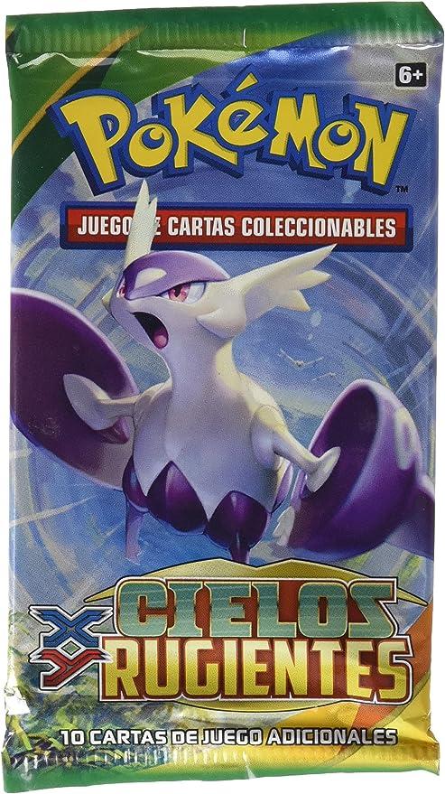 Null Pack Pokemon XY Cielos rugientes 10 Cartas adicionales ...
