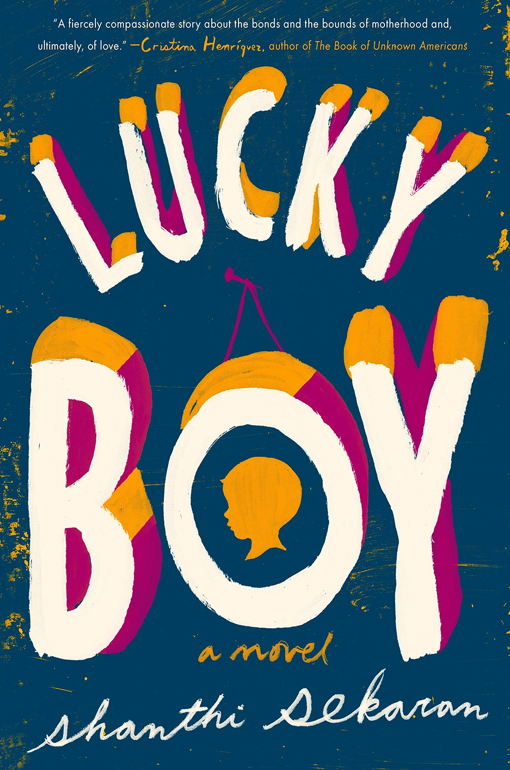 Resultado de imagen para lucky boy book