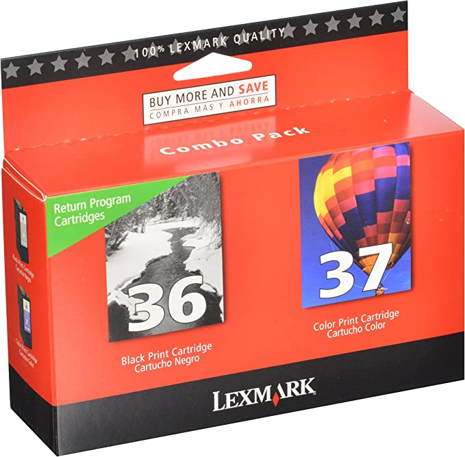 COS Imaging Compatible Ink Cartridge Replacement for Lexmark X792X1KG Black X792X2KG.