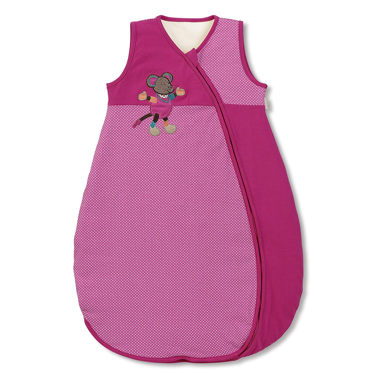 bb7f741f9477 Amazon.com  Sterntaler Sleeping Bag Jersey Mabel Multicoloured  Baby