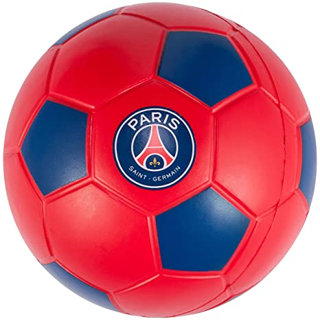 Balón espuma Paris Saint Germain - Talla 4: Amazon.es: Deportes y ...