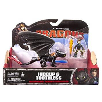 How to train your dragon and rider toothless with hiccup solid how to train your dragon and rider toothless with hiccup solid playset ccuart Gallery