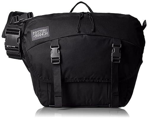 [ミステリーランチ] ショルダーバッグ INVADER インベーダー メッセンジャーバッグ 並行輸入品 BLACK [並行輸入品]