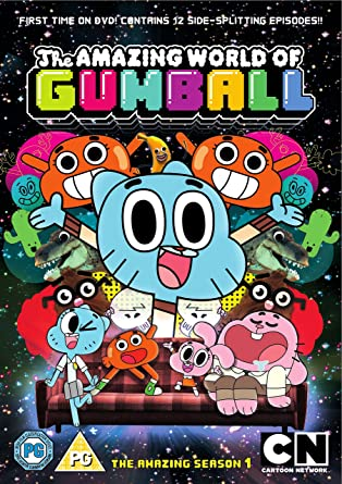 The Amazing World Of Gumball Season  Standard Edition