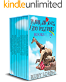 Madigan Amos Zoo Mysteries: Books 1 - 10 (Madigan Amos Zoo Mysteries Boxset) (English Edition)