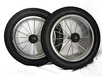 2 ersatzräder räder ersatzräder für caddy golfwagen verchromte felge