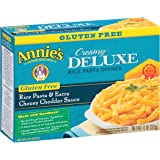 Annie's Homegrown Gluten Free Creamy Deluxe Rice Pasta Dinner, 11 Ounce Boxes