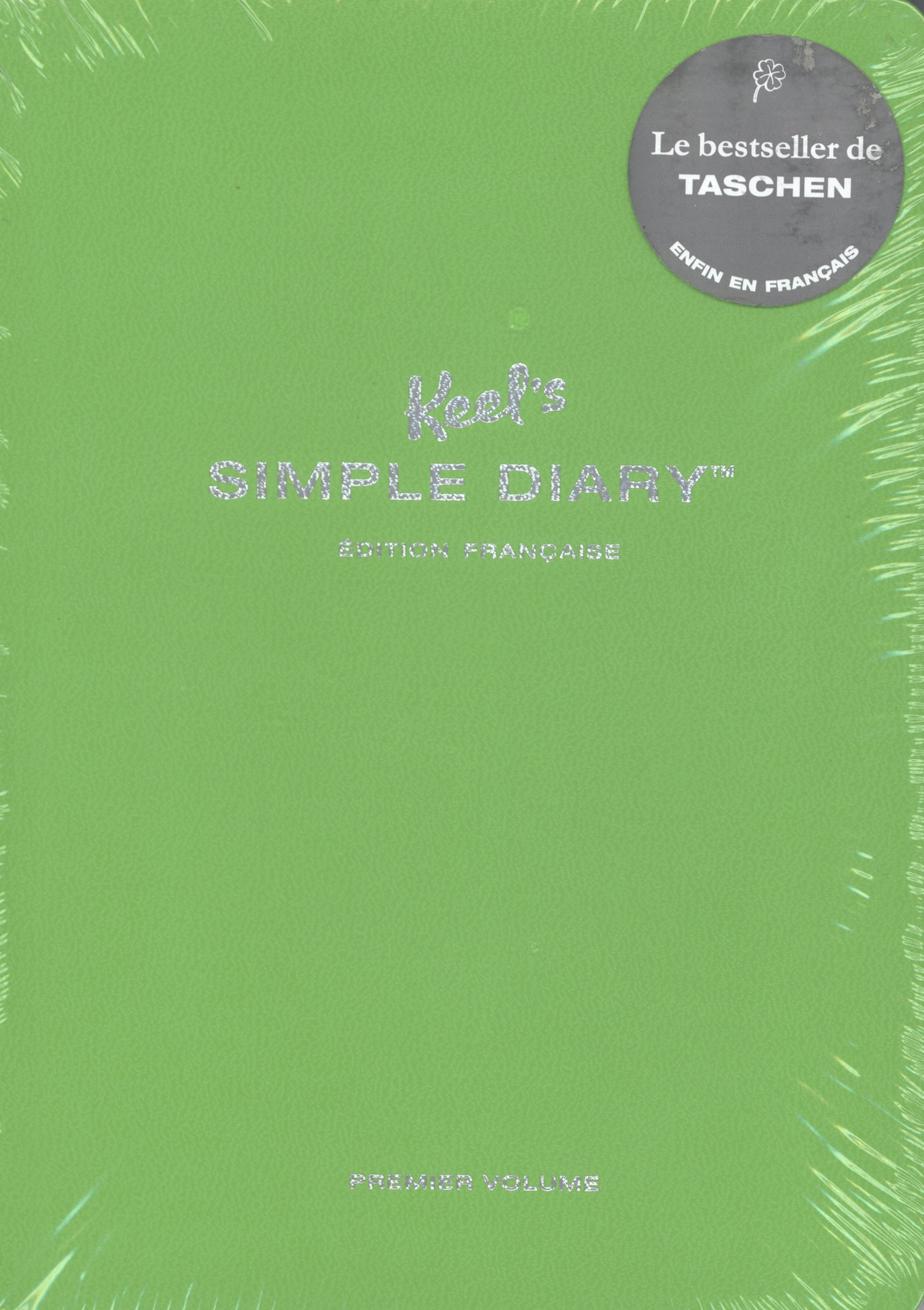 Va-Keel Simple Diary I lemon green por Philipp Keel