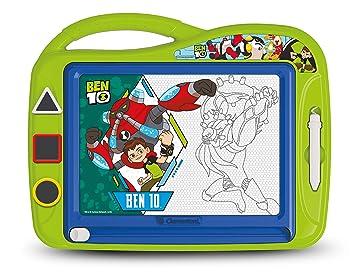 Y Clementoni Juegos esJuguetes Ben 1015232Amazon Pizarra CxWBEQdroe