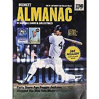Beckett Baseball Almanac #22 (Beckett Almanac of Baseball Cards and Collectibles)
