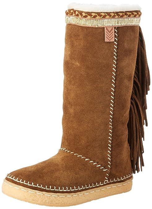 Laidback London Amani Back Fringe, Botines para Mujer, Marrón (Mocha), 39 EU: Amazon.es: Zapatos y complementos