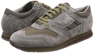 British Trainer 1800FS: Grey / Olive