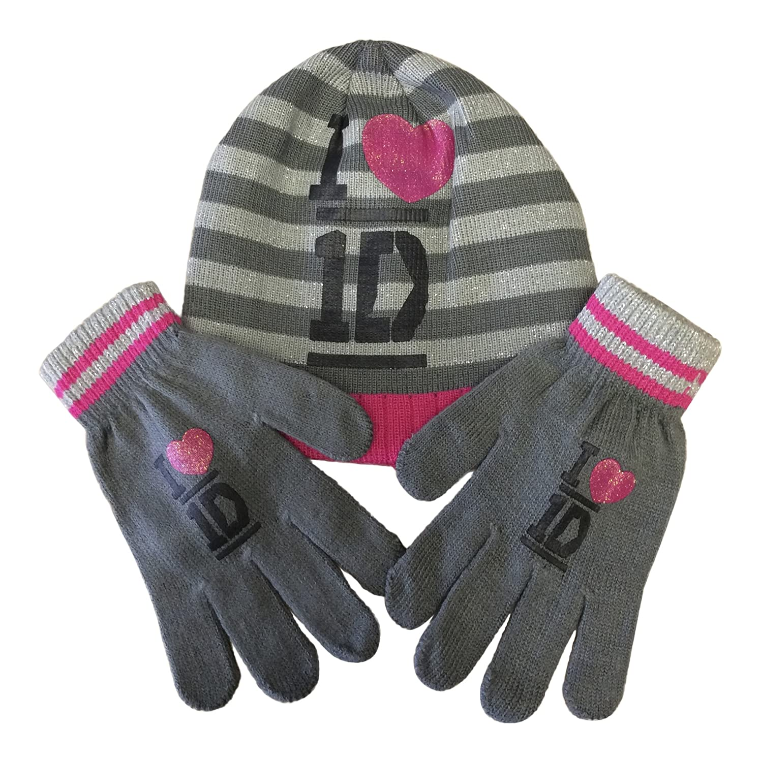NEW GIRLS DORA THE EXPLORER HAT /& GLOVE SET 3-8 YEARS