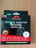 Battery Operated Mouse & Rat Repeller (Rentokil Beacon) - Made In UK