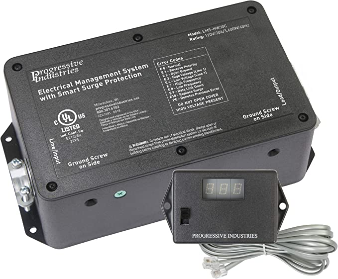 Progressive Industries 30A Hardwired