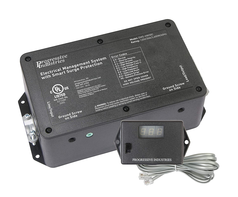 Progressive Industries EMS-HW30C