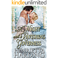 A Night With a Ravishing Governess: A Historical Regency Romance Book