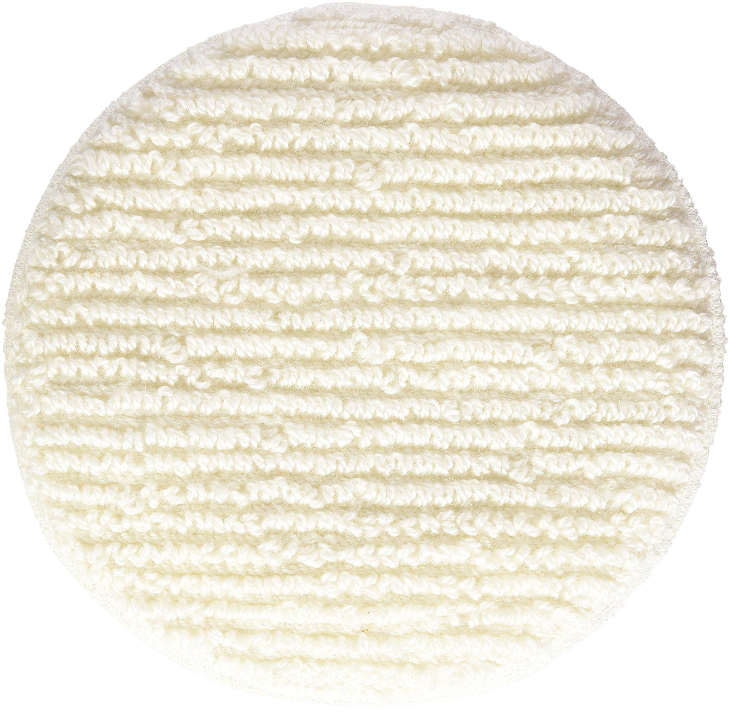 Hardware Supply Mall Oreck Commercial 437053 Orbiter Bonnet 12 Diameter White
