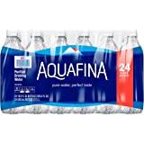 Aquafina Water, 16.9 oz (Pack of 24)