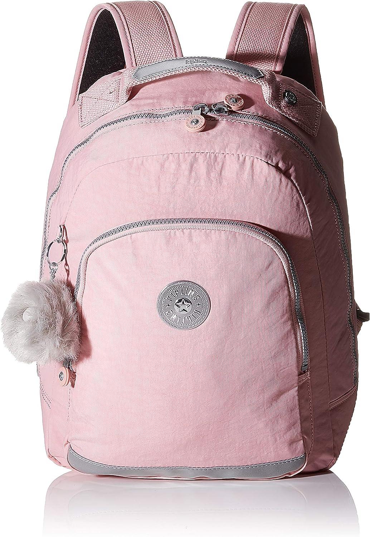 Kipling CLASS ROOM S - Mochila escolar, 15 liters, Rosa (BRIDAL ROSE)