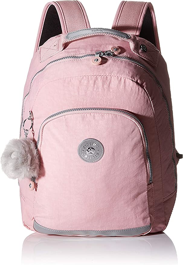 Kipling CLASS ROOM S - Mochila escolar, 15 liters, Rosa (BRIDAL ROSE): Amazon.es: Equipaje