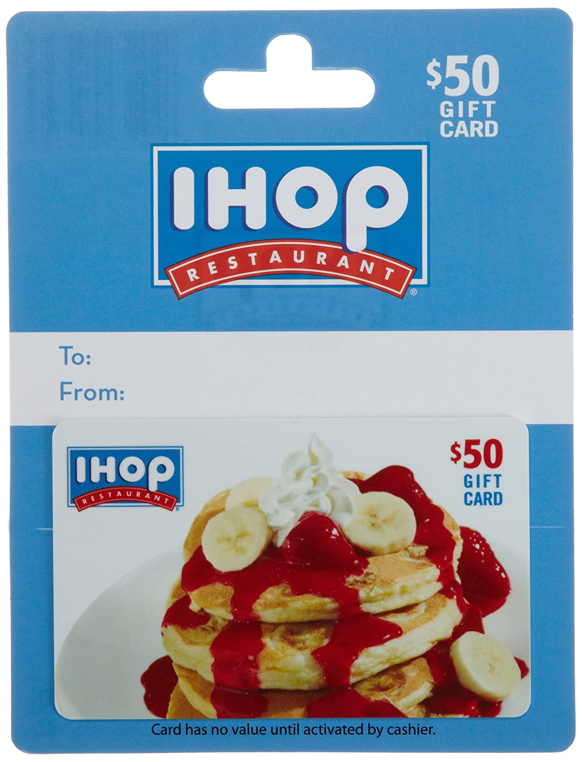 amazoncom ihop holiday gift card 25 gift cards
