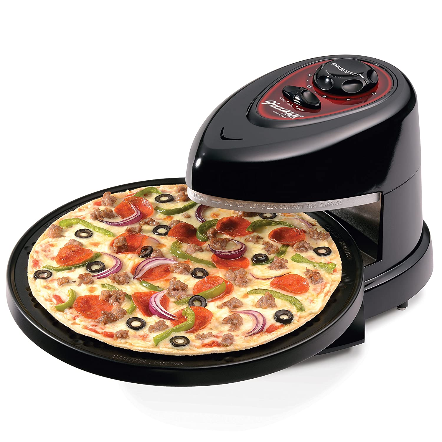 Pizzazz Plus Rotating Oven