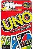 Mattel Games Uno Get Wild Card Game