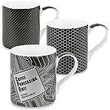 Konitz High Tech Mugs, Set of 3