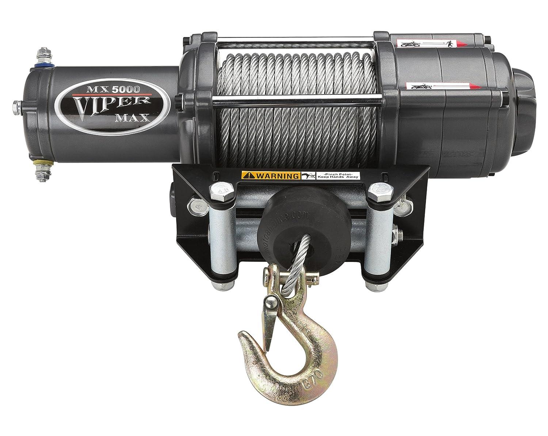 Viper 4000 Winch Wiring Diagram Utv Amazoncom Max 5000lb Atv