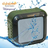 Wireless Bluetooth Speakers - Best Portable Speakers - Waterproof, Dust Proof, Shock proof - For Home, Shower, Car, Traveling, Beach - Pairs with iPhone, iPad, Laptop, iPod and all bluetooth device