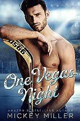 One Vegas Night Kindle Edition