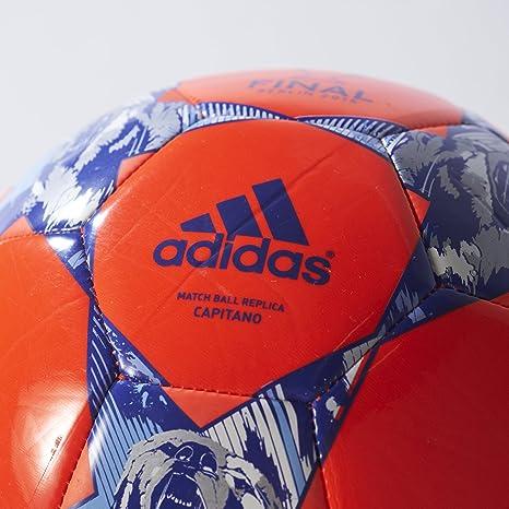 Adidas Finale 14 Capitano Balón de fútbol: Amazon.es: Deportes y ...
