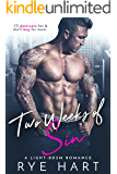 Two Weeks of Sin: A Billionaire & Virgin Romance