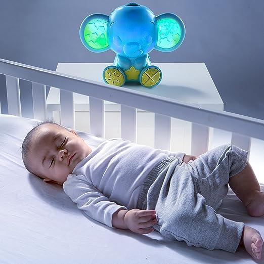 Amazon.com: Bright Starts Enchanting elefante Chupete Crib: Baby