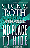 NO PLACE TO HIDE (Trace Austin Suspense Thriller series Book 2)